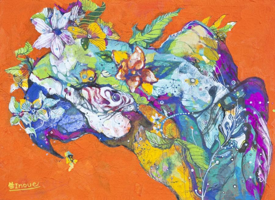 花花オウム