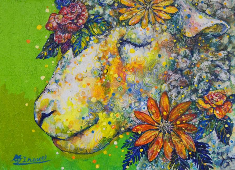 ねむり花羊ホームページ